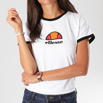 Ellesse - Tee Shirt Femme Orlanda SGC07380 Blanc