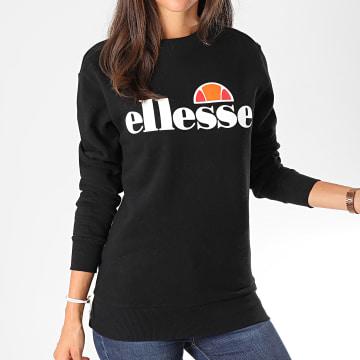 Ellesse - Sweat Crewneck Femme Agata SGS03238 Noir