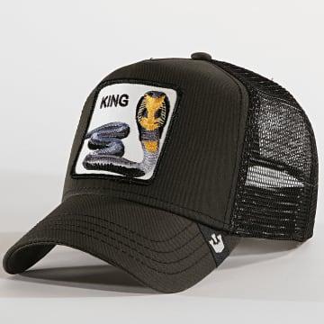 Goorin Bros - Casquette Trucker King Noir