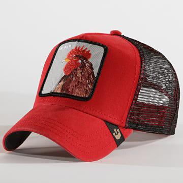 Goorin Bros - Casquette Trucker Pecker Rouge