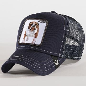 Goorin Bros - Casquette Trucker Butch Bleu Marine
