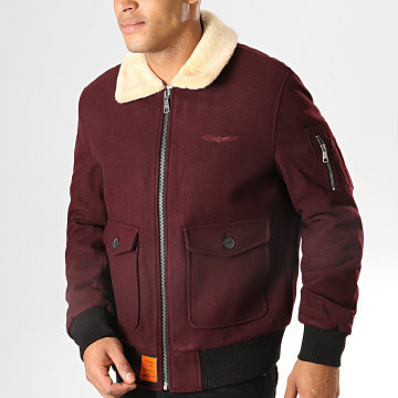 Bomber Col Mouton Aviator Bordeaux