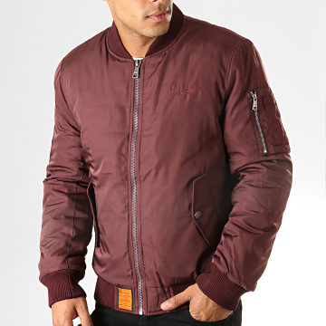 Bomber Original Bordeaux