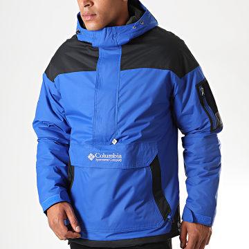 Columbia - Veste Outdoor Challenger Bleu Roi Noir