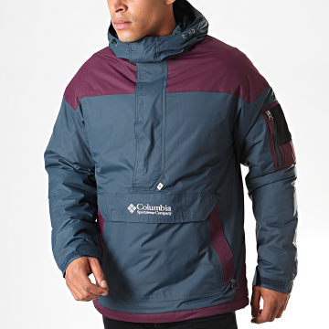 Columbia - Veste Outdoor Challenger Bordeaux Gris