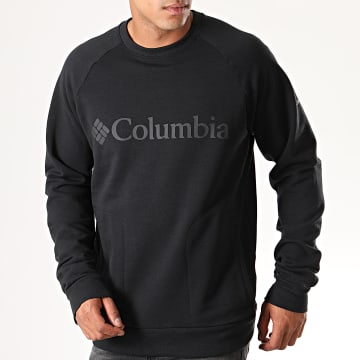 Columbia - Sweat Crewneck Lodge Noir