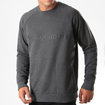 Columbia - Sweat Crewneck Lodge Gris Anthracite Chiné