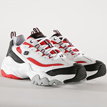 Baskets D'Lites 52684 Merriton White Black Red