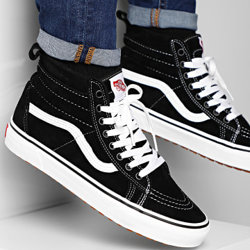 Vans - Baskets Sk8 Hi MTE A4BV7DX6 Black True White