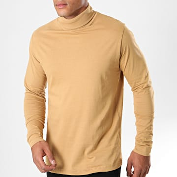 Tee Shirt Manches Longues 36Giraffed Beige