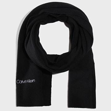 Echarpe Boiled Wool 5035 Noir