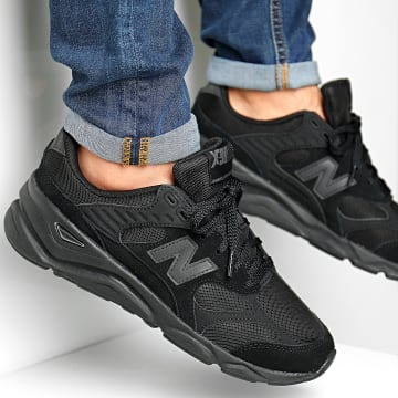 New Balance - Baskets Lifestyle X90 740471-60 TTF Black