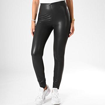 Pantalon Femme Crocus Noir