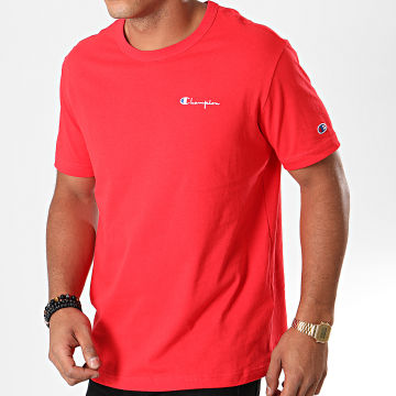 Tee Shirt 211985 Rouge