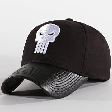 Marvel - Casquette Logo Noir