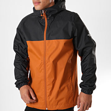 The North Face - Coupe-Vent Mountain Q CR3Q Noir Camel