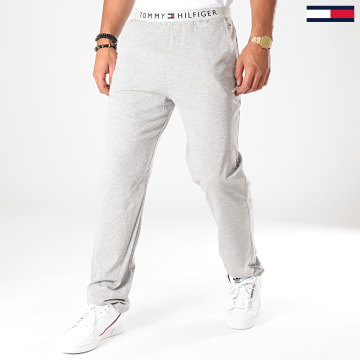 Pantalon Jogging Jersey 1186 Gris Chiné