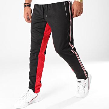 Armani Exchange - Pantalon Jogging A Bandes 6GZP96-ZJ4DZ Noir