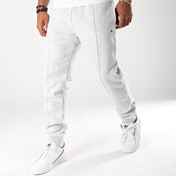 Champion - Pantalon Jogging 212583 Gris