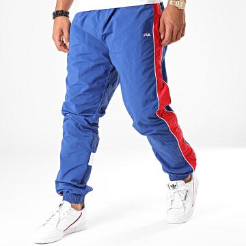 Pantalon Jogging A Bandes Valerij 687233 Bleu Roi