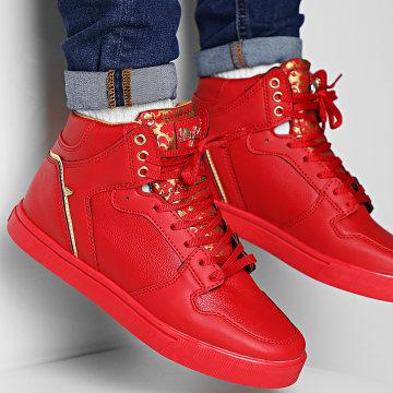 Cash Money - Baskets CMS13 Majesty Red Gold