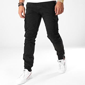 Jogger Pant J619 Noir