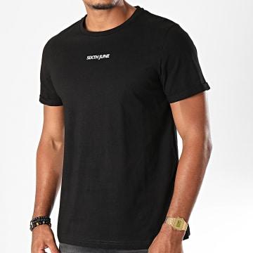 Tee Shirt Réfléchissant 3971CTS Noir Argenté