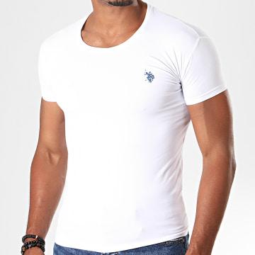 Tee Shirt Basic USPA Blanc