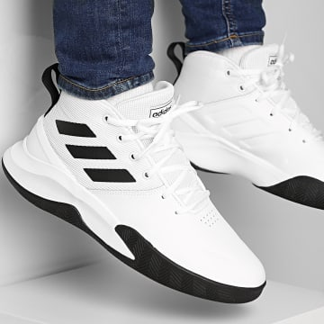 Adidas Performance - Baskets Own The Game EE9631 Footwear White Core Black