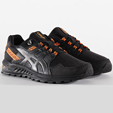 Asics - Baskets Gel-Cytrek 1021A221 Black Black