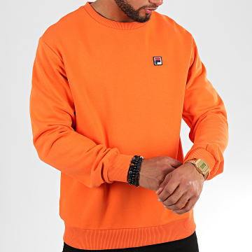 Sweat Crewneck Hector 687457 Orange