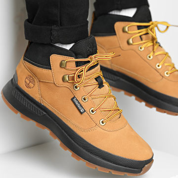 Timberland - Boots Field Trekker Low Hiker A1ZQH Wheat Nubuck