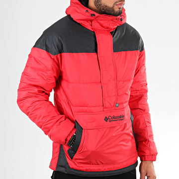Columbia - Veste Outdoor Lodge Rouge Noir