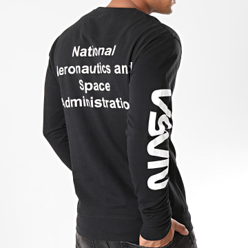 NASA - Sweat Crewneck MT970 Noir