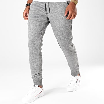 South Pole - Pantalon Jogging SP1552 Gris Chiné