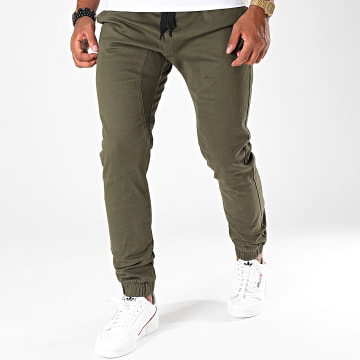 South Pole - Jogger Pant SP3331 Vert Kaki
