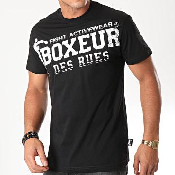 Boxeur Des Rues - Tee Shirt 2486 Noir