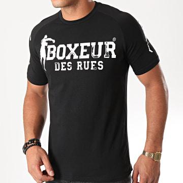 Boxeur Des Rues - Tee Shirt 2843 Noir