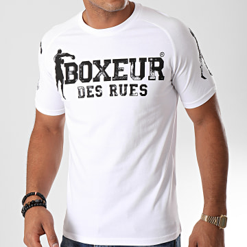 Boxeur Des Rues - Tee Shirt 2843 Blanc