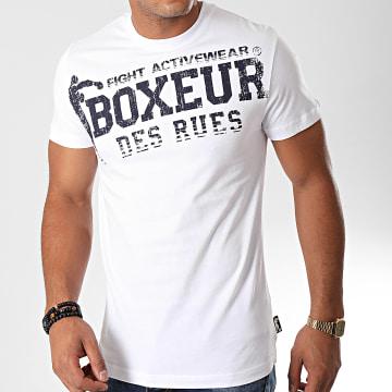 Boxeur Des Rues - Tee Shirt 2486 Blanc