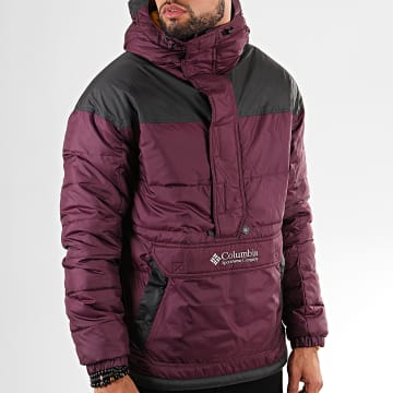 Columbia - Veste Outdoor Lodge Violet Noir