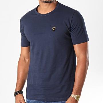 Tee Shirt B3XUB7S6-30260 Bleu Marine