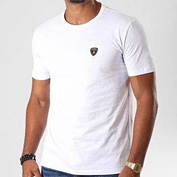 Lamborghini - Tee Shirt B3XUB7S6-30260 Blanc