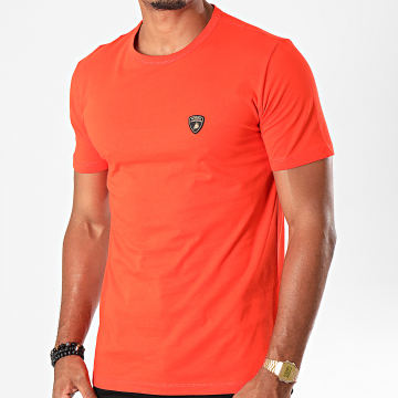 Lamborghini - Tee Shirt B3XUB7S6-30260 Orange