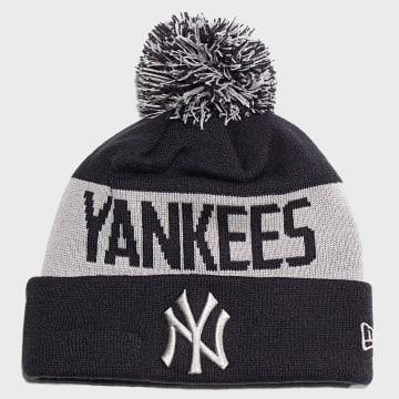 Bonnet Team Tonal Knit 12040199 New York Yankees Bleu Marine