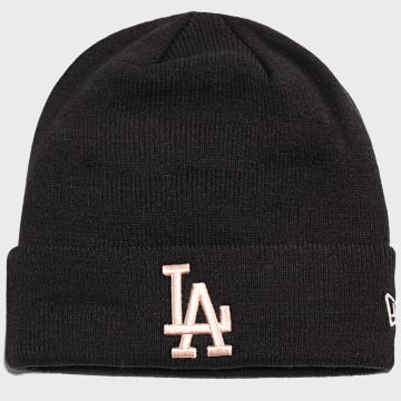 Bonnet League Essential 12040426 Los Angeles Dodgers Noir