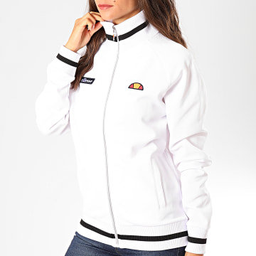 Ellesse - Veste Zippée Femme Erianna SGC07369 Blanc