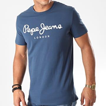Tee Shirt Original Stretch 501594 Bleu Marine