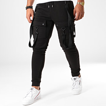 Pantalon Jogging PNS-5 Noir