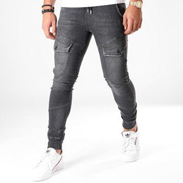 Uniplay - Jogger Pant 133 Gris Antracite